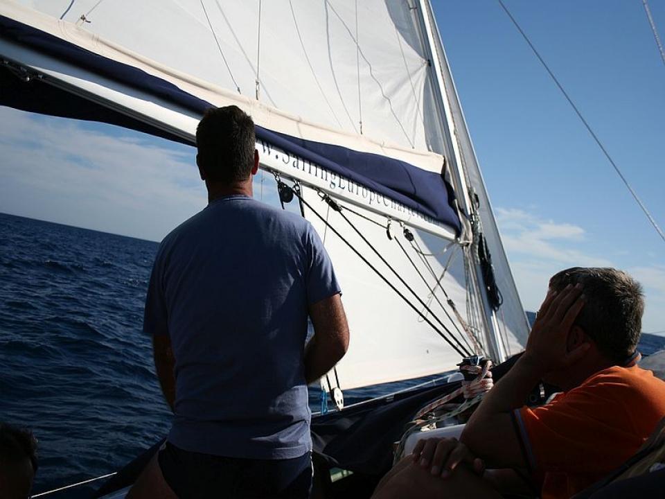 Vacanze in barca a vela alle Isole Incoronate