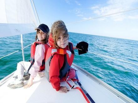 Dove andare in crociera in barca a vela con i bambini
